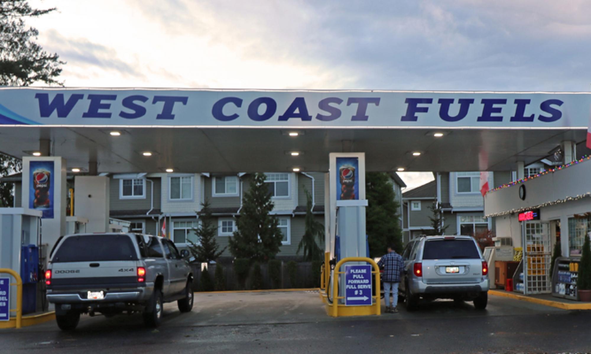 West Coast Fuels Loyalty